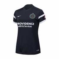 Women's Portland Thorns FC 2014 Jersey - Black