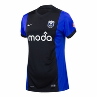 Women's Seattle Reign FC 2014 Jersey - Black/Royal