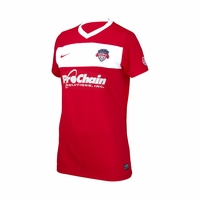 Women's Washington Spirit 2014 Jersey - Red