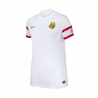 Women's WNY Flash 2014 Jersey - White