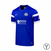 Youth FC Kansas City 2014 Jersey - Royal