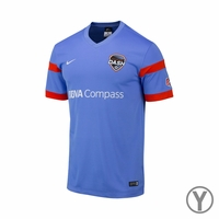 Youth Houston Dash 2014 Jersey - Lt. Blue