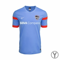 Youth Houston Dash 2015 Away Jersey