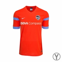 Youth Houston Dash 2015 Home Jersey
