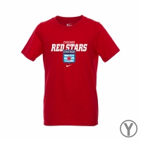 Youth Nike Chicago Red Stars Bold Tee - Red