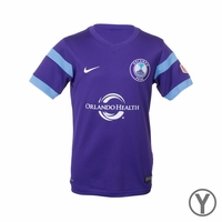 Youth Nike Orlando Pride 2016 Home Jersey