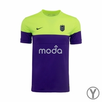 Youth Nike Seattle Reign FC 2015 Away Jersey
