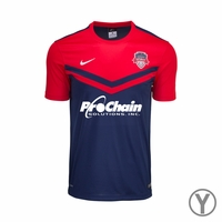 Youth Nike Washington Spirit 2015 Home Jersey
