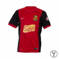 Youth Nike Western NY Flash 2016 Home Jersey