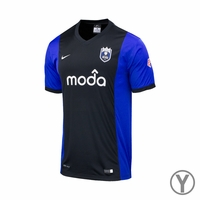 Youth Seattle Reign FC 2014 Jersey - Black/Royal