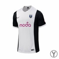 Youth Seattle Reign FC 2014 Jersey - White/Black
