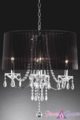 "Chandelier ""Ayre"" Real Crystal - 20""Lx20""Wx15""H"