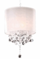 "Chandelier ""Ritz"" Real Crystal - 14""Lx14""Wx21""H"