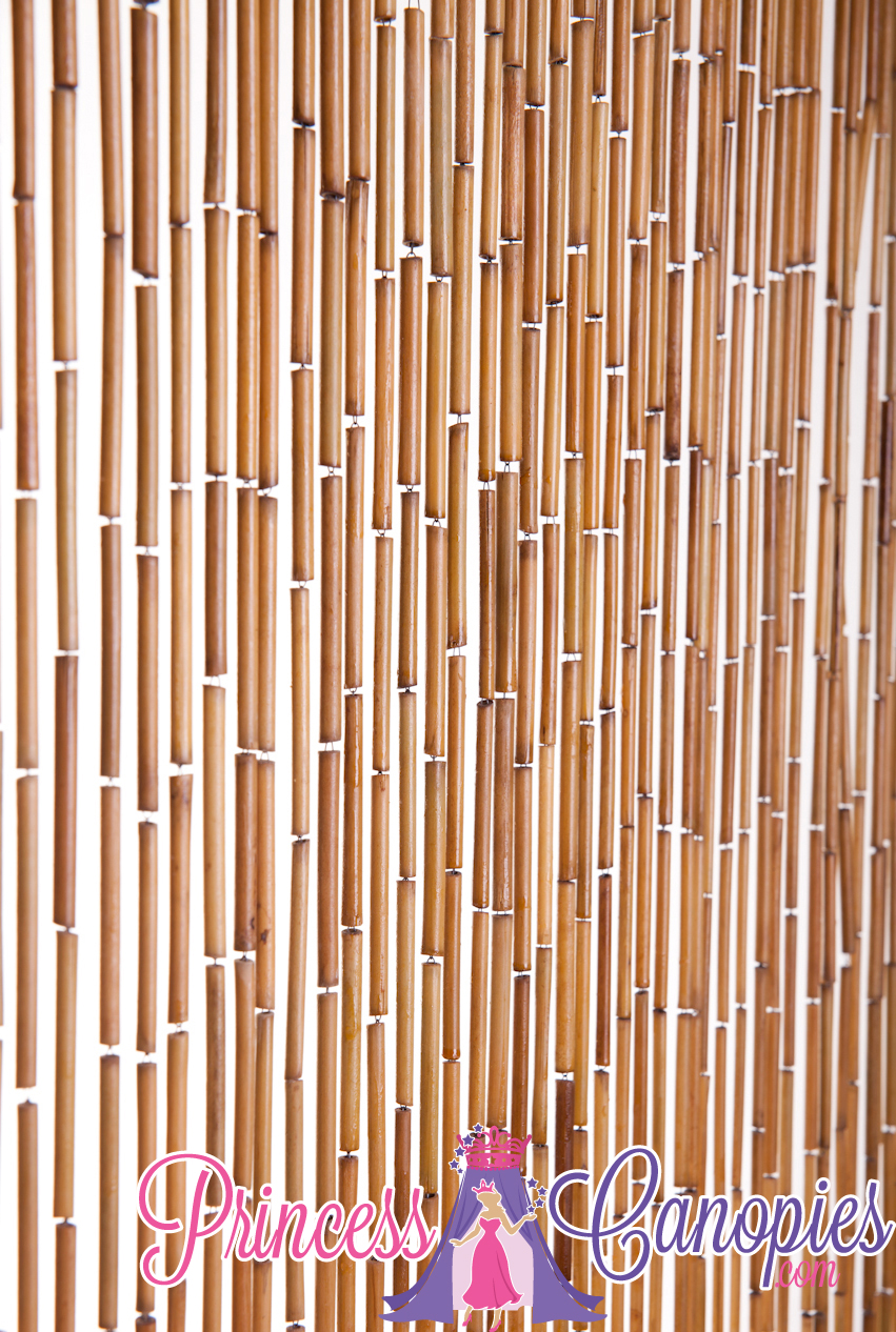 Painted bamboo curtains for doors - Bamboo Bead Curtain