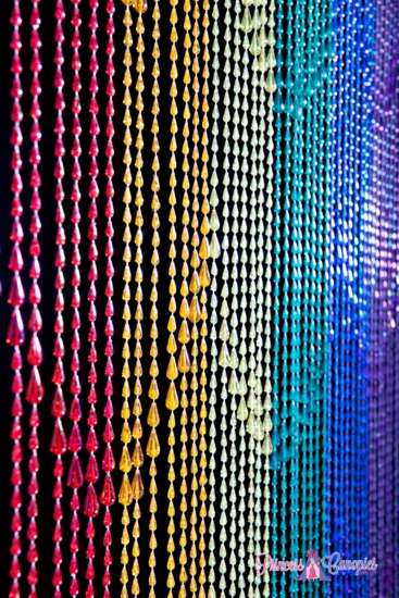 Closet Door Beaded Curtains. Rainbow Beaded Curtains Stars Moons ...