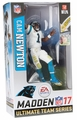 Cam Newton (Carolina Panthers) EA Sports Madden NFL 17 Ultimate Team Series 3 McFarlane