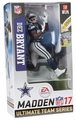 Dez Bryant (Dallas Cowboys) EA Sports Madden NFL 17 Ultimate Team Series 3 McFarlane