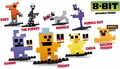 Five Nights At Freddy's Series 1 8-Bit Buildable Figure