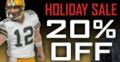 Holiday SALE! 20% OFF!
