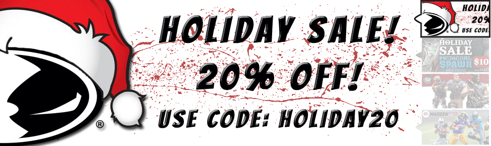 20% OFF!  Use Code HOLIDAY20