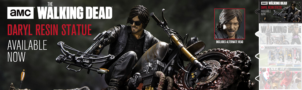 Daryl Resin Available Now!
