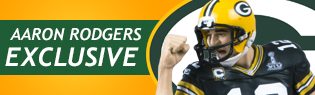 Aaron Rodgers Collectors Club Exclusive COMING SOON!