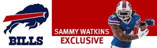 Sammy Watkins Collectors Club Exclusive COMING SOON!
