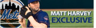 Matt Harvey Collectors Club Exclusive IN-STOCK!