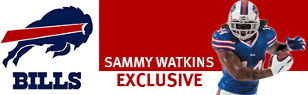 Sammy Watkins Collectors Club Exclusive IN-STOCK!