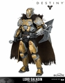 "Lord Saladin (Destiny) McFarlane 10"" Action Figure"
