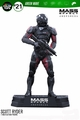 "Scott Ryder (Mass Effect: Andromeda) 7"" Figure McFarlane Color Tops Series - Green"