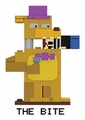 The Bite (Five Nights at Freddy's) Series 2 8-Bit Buildable Figure