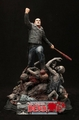The Walking Dead Comic: Negan Resin Statue McFarlane Collectors Club Exclusive