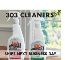 303 Products Fabric Cleaners