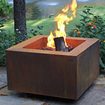 Shop our extensive collection of premium fire pits and outdoor patio heaters to keep your outdoor space cozy during those cooler days and evenings.
