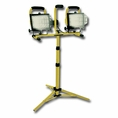 1000 Watt Dual Head Telescoping Work Light #10006