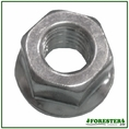 Forester 10pk Small Bar Stud Nut W/Flange -# F8x13