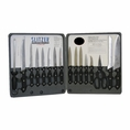 17 Piece German Style Cutlery Set #Ctsz17