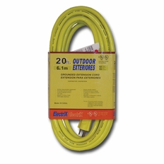 20 Foot Grounded Extension Cord #70260