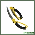 "Forester 7"" Yellow D-Ring Grip Foldable Hand Saw"