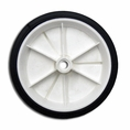 6 Plastic Wheel #Plw6