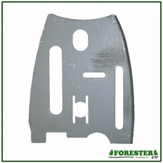 Forester Replacement Bar Plate Fits Husqvarna - 5018148-01