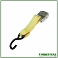 Boxer 7' Yellow Super Duty Ratchet Tie-Down #Cb207sh
