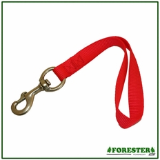 """Forester Chainsaw Strap 16"""" Length With Snap Latch - #5817"""
