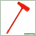 Forester Orange Chainsaw Wrench Centered - Fits Echo & Shindaiwa