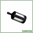 """Forester Replacement Weighted Fuel Filters - 1/8"""" Big Body"""