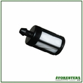 """Forester Replacement Fuel Filters - Fits 1/4"""" Fuel Line Big Body"""
