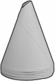 Forester 10oz Disposable Funnels - 10 Pack