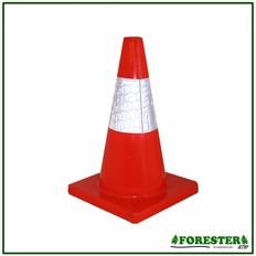 "Forester 18"" Pvc Safety Cone - #Forst2224"
