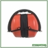 Forester 29dB Foldable Ear Muffs w/ Safety Glasses